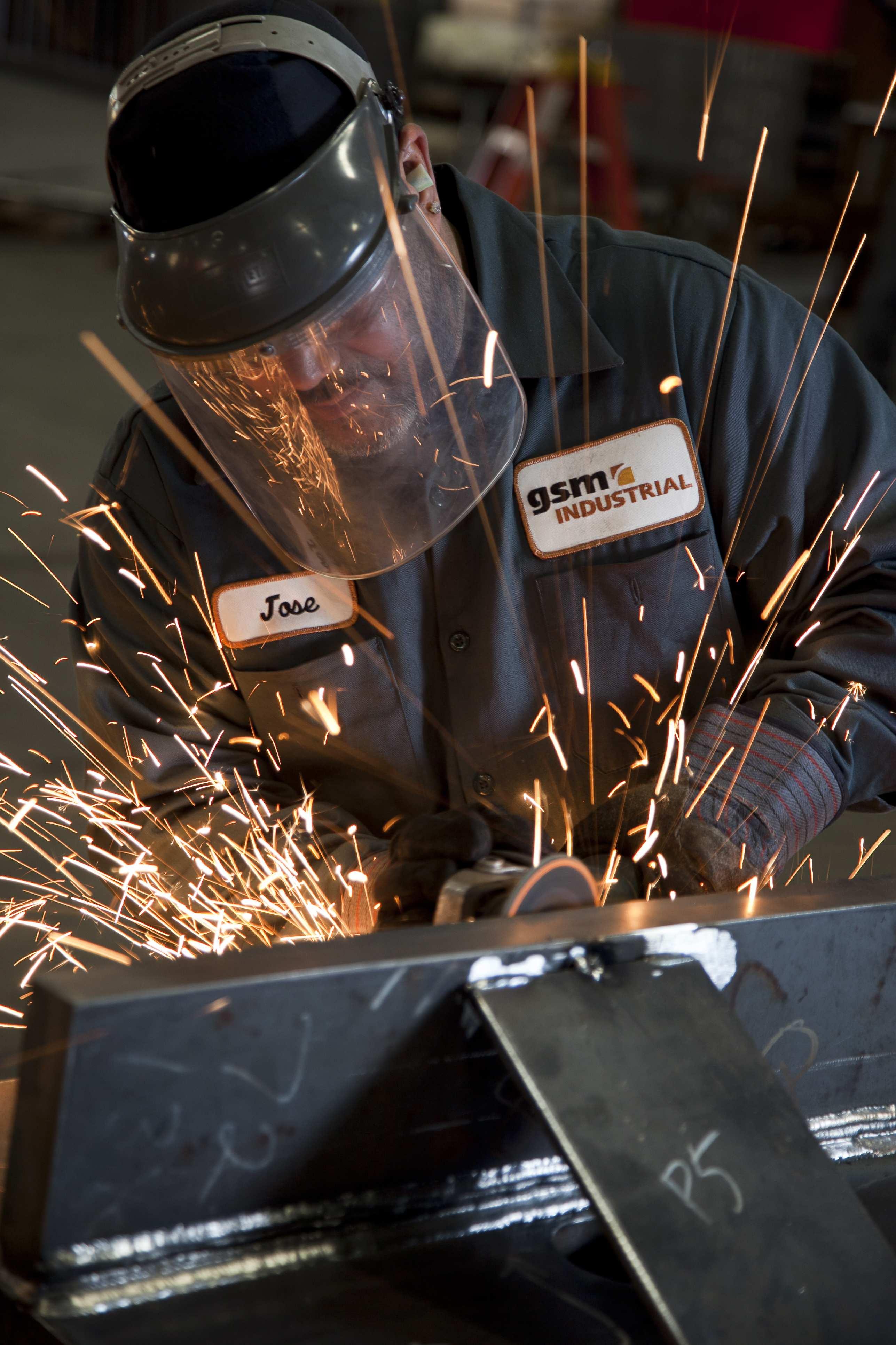 GSM Industrial Welding Services