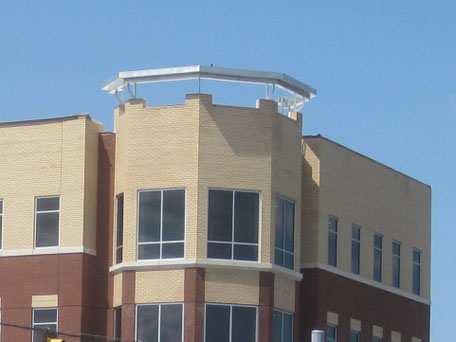 Aluminum Architectural Fixture