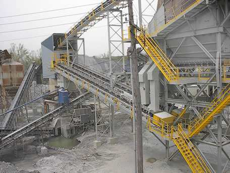 Conveyors Access Work