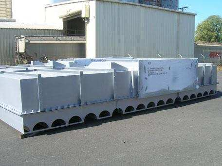 Cooling Plenums Ready to Ship
