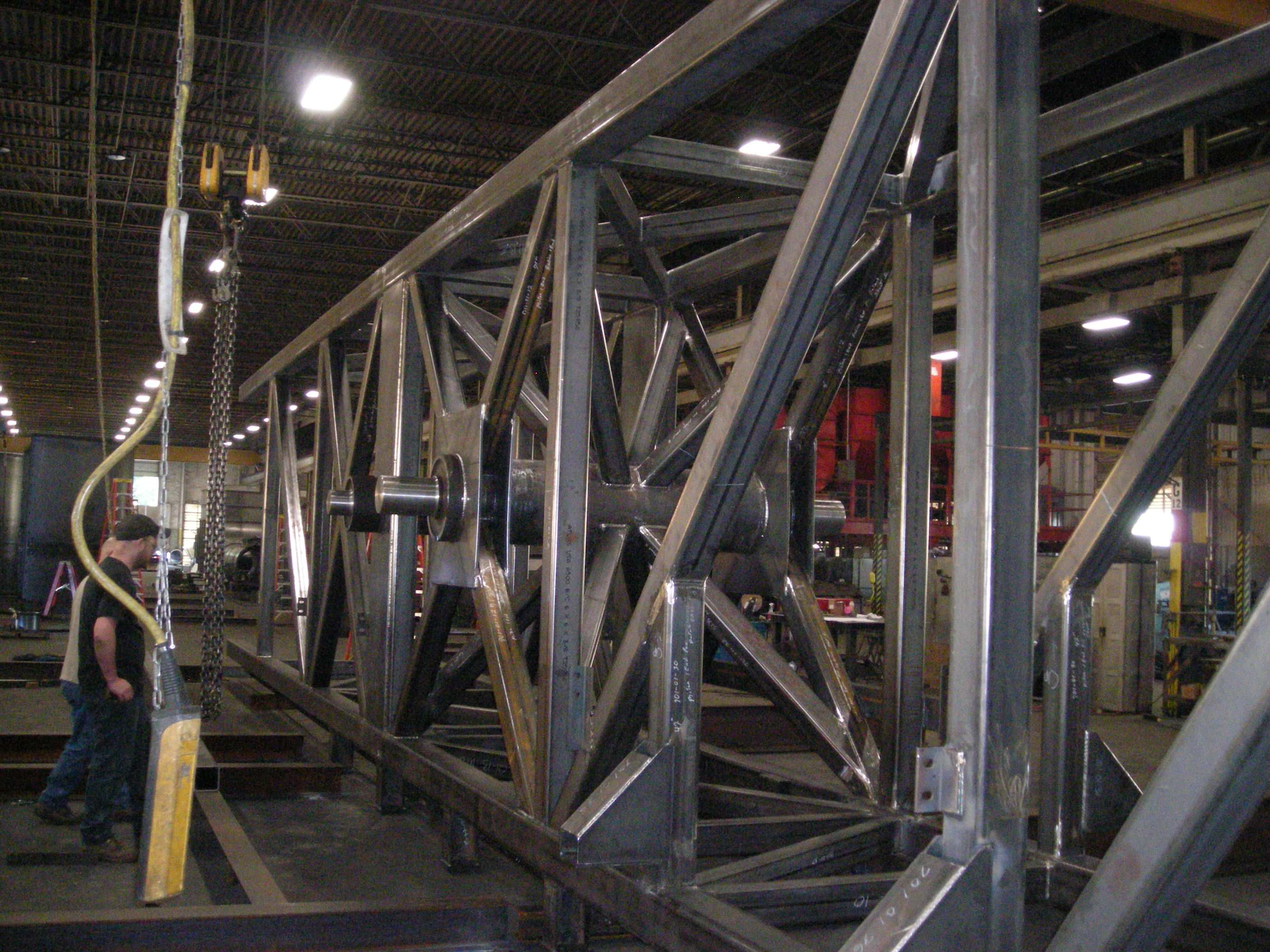Fabricated Assembly for Mining Industry