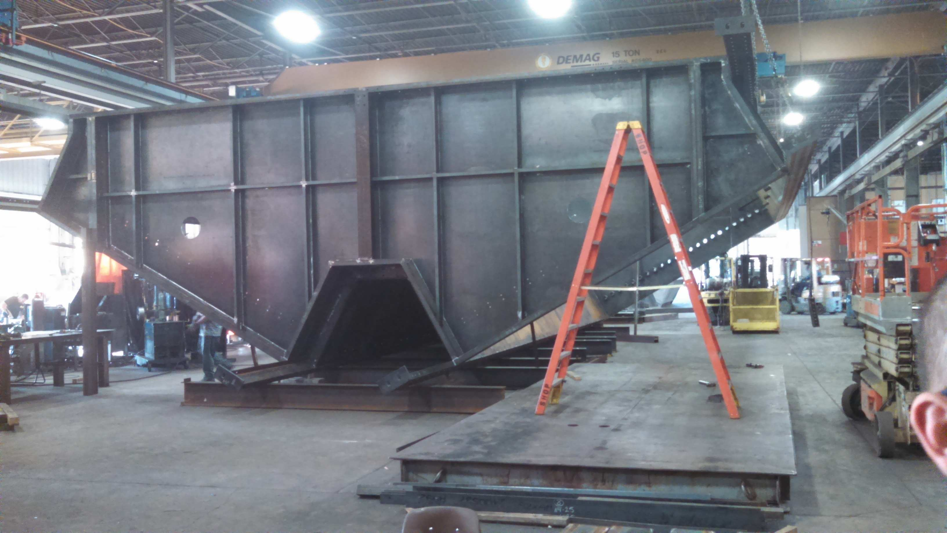 Panel Ductwork