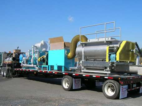 Scrubber Evaporator System Ready to Ship