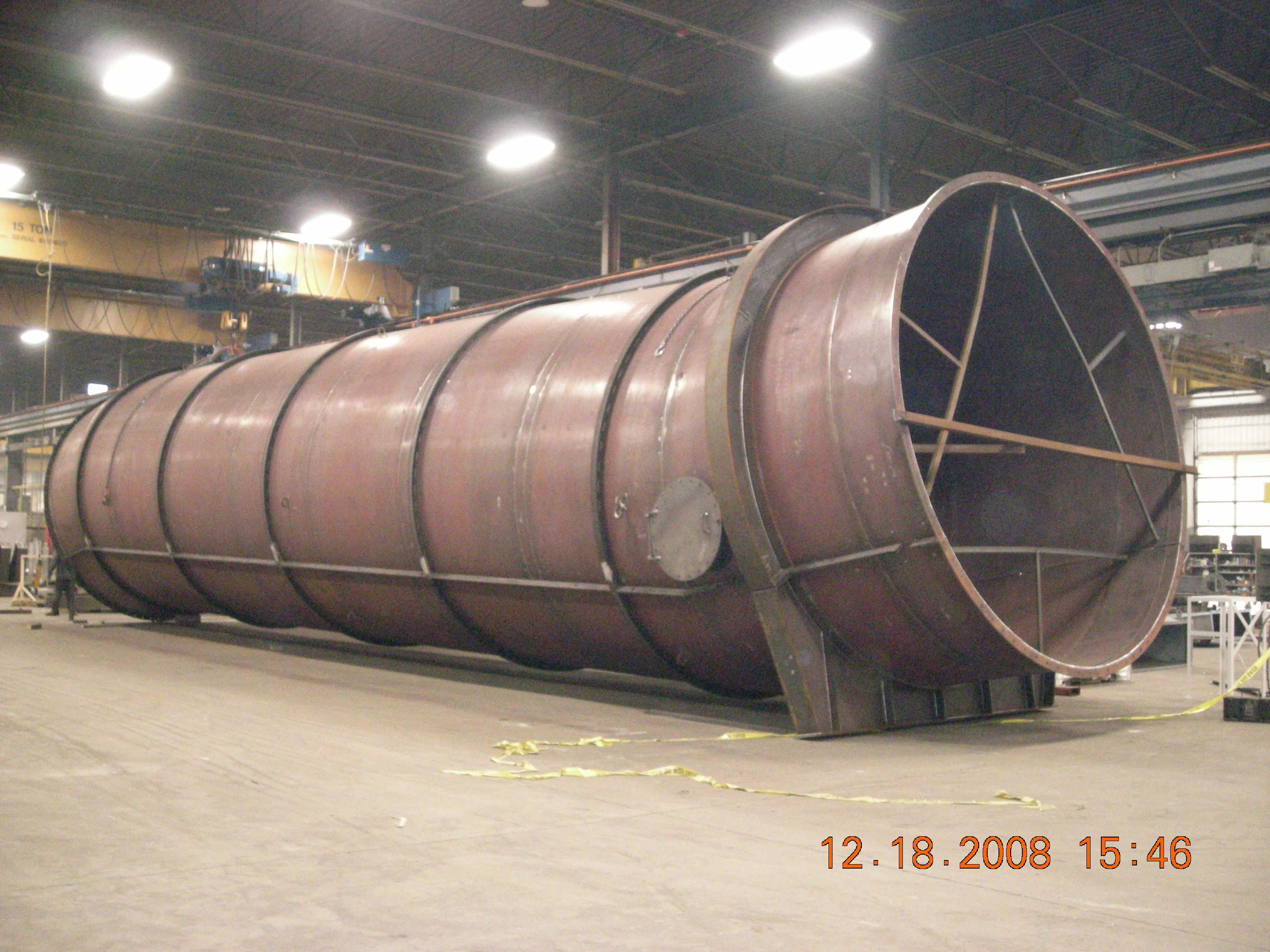 Fabrication of Ductwork