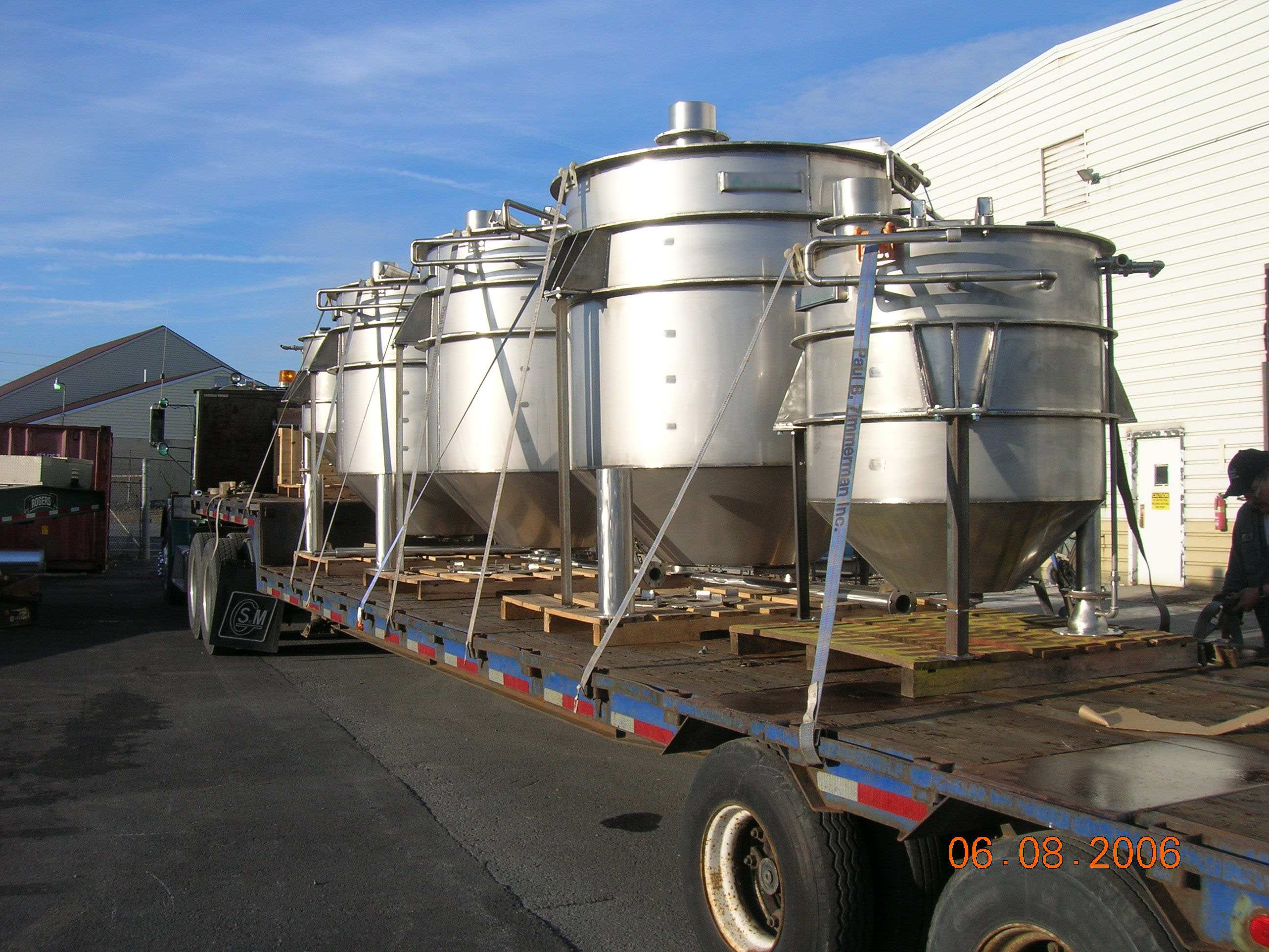 Surry Slaker Tanks Ready to Ship