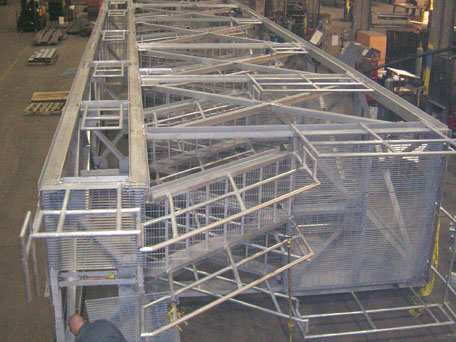 Safety Access Platforms Stairs Gsm Industrial